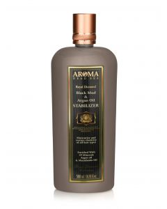 Black Mud & Argan Oil Hair Stabilizer