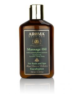 Eucalyptus Aromatic massage oil