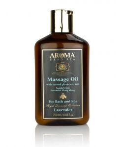 Lavender Aromatic massage oil