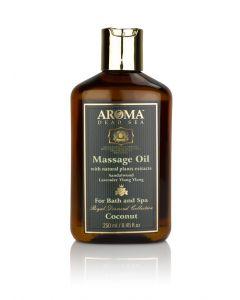 Coconut Aromatic massage oil